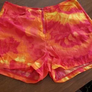Bikini bottom shorts
